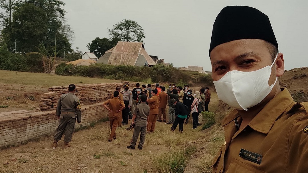 Merunut Jejak Kemegahan Majapahit di Penjuru Barat Mojokerto